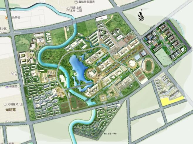 占地面积2077亩!四川大学在双流又有大手笔!涉